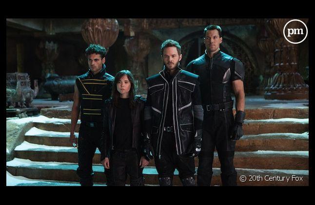 """""""X Men: Days of Future Past"""" démarre en tête du box-office US"""