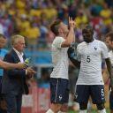 Hier soir, les Bleus ont battu les Suisses 5 buts à 2