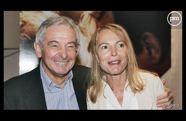 Ivan Levaï et Laure Adler