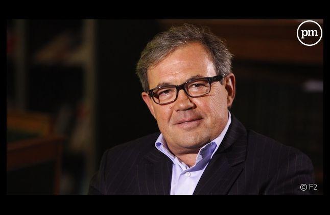 Le journaliste Benoît Duquesne est décédé à l'age de 56 ans.