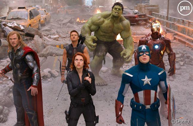 """""""Avengers"""", plus gros succès de Marvel"""