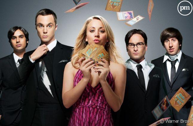 """""""The Big Bang Theory"""" : 90 à 100 millions de dollars pour les trois stars"""