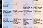 Tous les programmes de la télé du 23 au 29 août 2014