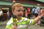 """""""Apparently Kid"""", le jeune garçon devenu star du web en une interview"""