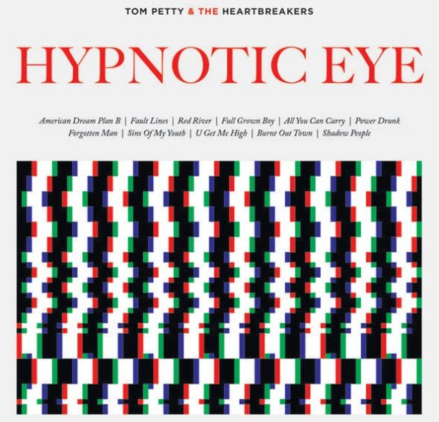 "1. Tom Petty & the Heartbreakers - ""Hypnotic Eye"""