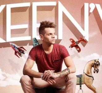 Keen'V, numéro un du Top Albums avec 'Saltimbanque'