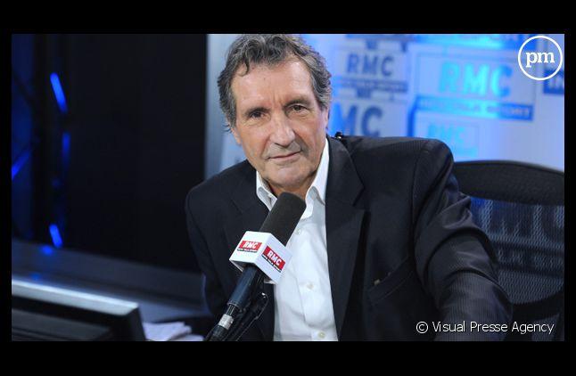 Jean-Jacques Bourdin reçoit les félicitations du conseil de classe