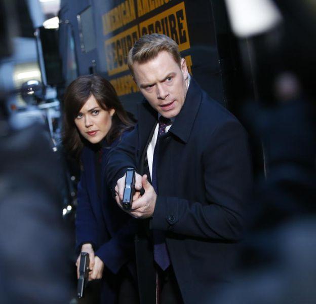 """""""Blacklist"""", la nouvelle série événement de TF1."""