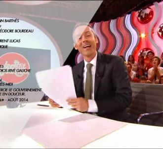 'Le Petit Journal', sur Canal+.