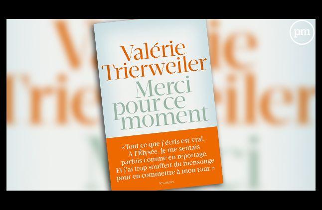 Le livre de Valérie Trierweiler déjà tiré à 590.000 exemplaires
