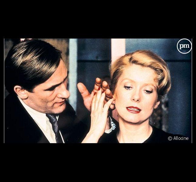 """""""Le dernier métro"""" de François Truffaut avec Gérard Depardieu et Catherine Deneuve"""