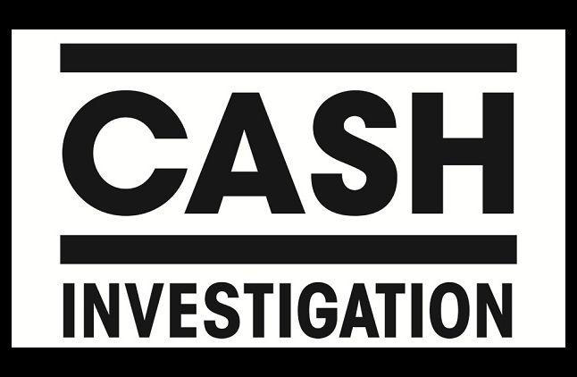 """Cash Investigation"", logo"