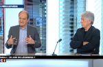 """Pierre Lescure sur """"Le Grand Journal"""" : """"Antoine de Caunes n'est pas dans le bon rôle"""""""