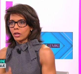 Audrey Pulvar ne souhaite pas que les politiques tweetent