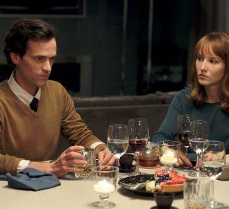 Romain Duris et Anaïs Demoustier dans 'Une nouvelle amie'.
