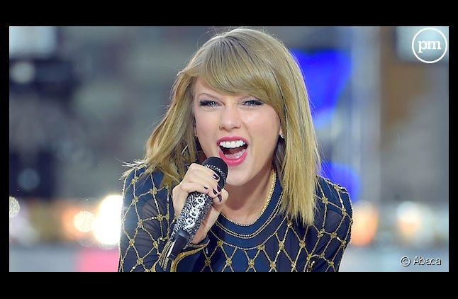 Taylor Swift en tête du Top Albums britannique