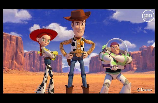 """""""Toy Story 3"""" aura une suite en 2017"""