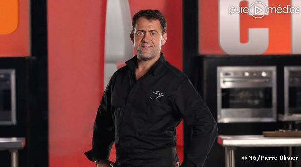 Michel sarran jur de top chef 2015 j 39 avais peur de for Devenir cuisinier