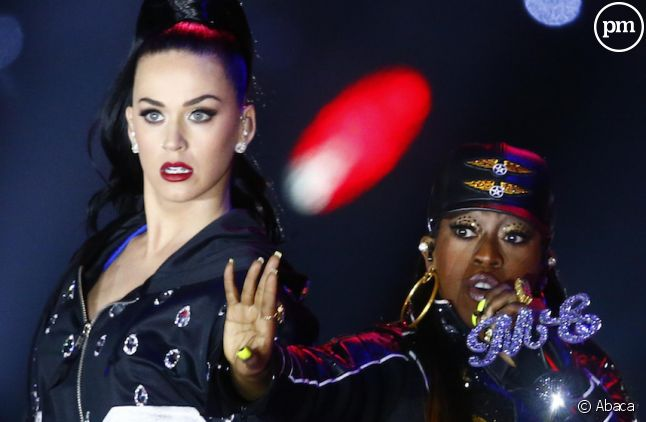 Katy Perry et Missy Elliott au Super Bowl