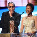 """Abderrahmane Sissako et Kessen Tall primés pour le scénario de """"Timbuktu"""""""