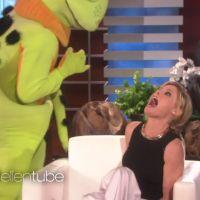 Ellen DeGeneres terrorise une des stars de