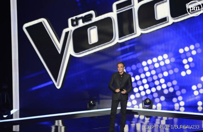 "Nikos aux commandes de ""The Voice"" 2015"