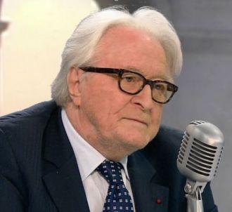 <p>'Valls sous influence juive' : Roland Dumas dérape...