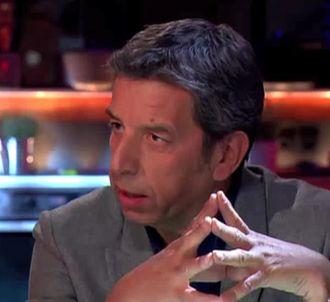 Michel Cymes dans 'C à vous' sur France 5 interrogé par...