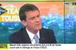 """Manuel Valls : """"Il faut que Mathieu Gallet assume pleinement ses responsabilités"""""""