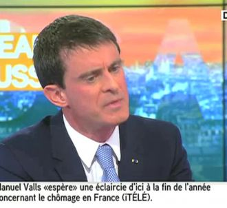 Manuel Valls évoque les affaires Mathieu Gallet