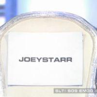 Echange d'insultes entre Thierry Ardisson et JoeyStarr