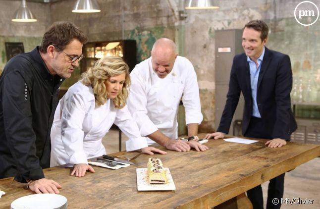 "La demi-finale de ""Top Chef"" 2015"