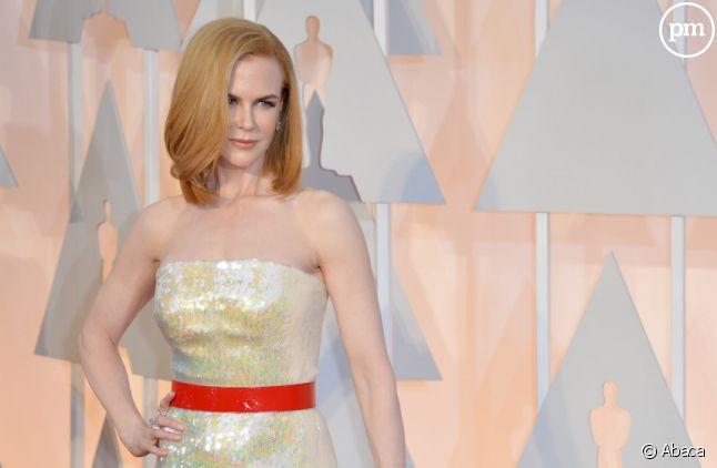 Une publicité de Nicole Kidman fait polémique