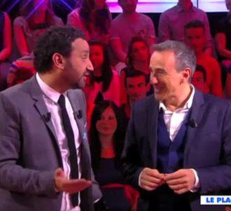 Elie Semoun dérape sur le groupe trisomique de l'Eurovision