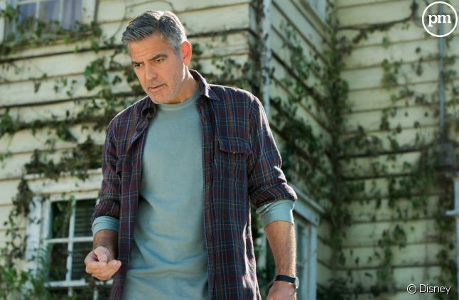"""George Clooney dans """"A la poursuite de demain"""""""