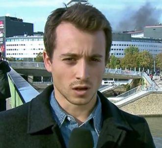 Le journaliste Hugo Clément quitte France 2.