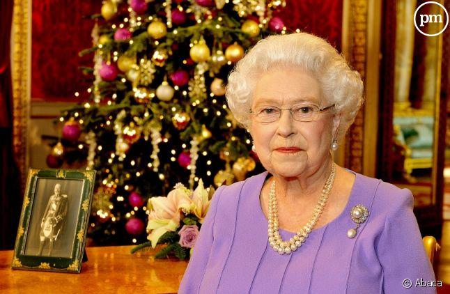 La reine Elisabeth
