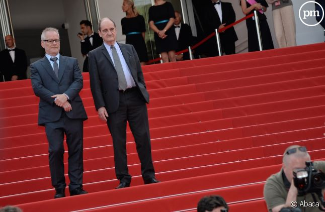 THierry Frémaux, avec Pierre Lescure