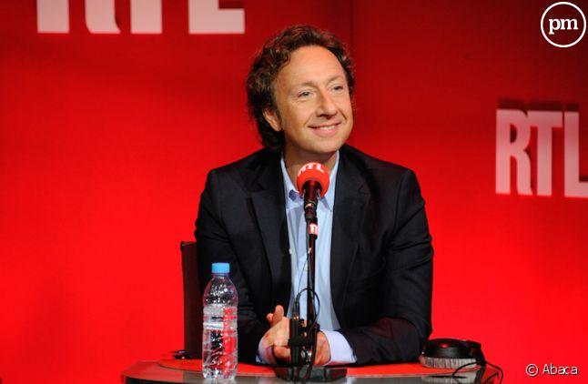 Stéphane Bern présentera une pastille historique dans la matinale de RTL cet été