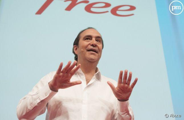 Xavier Niel, le patron de Free
