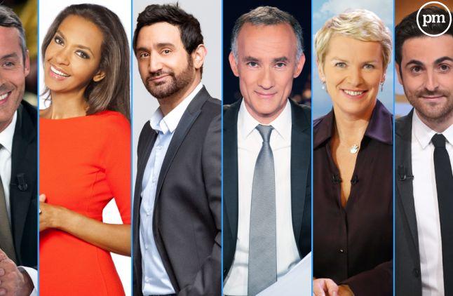 TV Notes : Les grands vainqueurs de l'édition 2015.