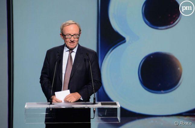 Bertrand Méheut dirige le groupe Canal+ depuis 2002