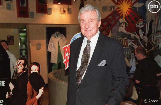 Patrick Macnee en 2000