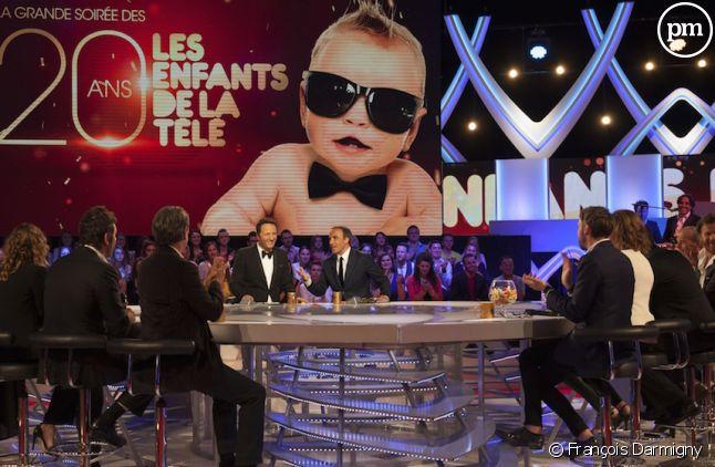 """Les 20 ans des """"Enfants de la télé"""""""