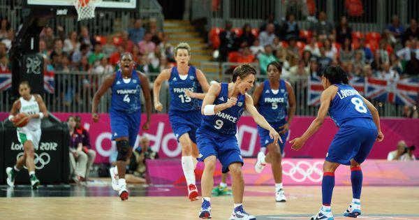 Euro f minin de basket la finale des braqueuses sur - Finale coupe de france basket feminin ...