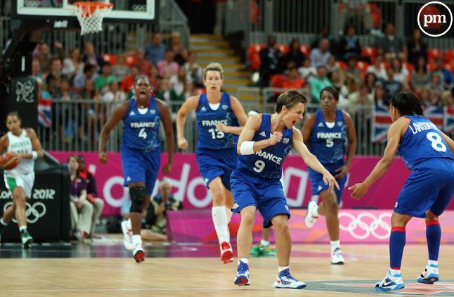 Les Françaises sont vice-championnes olympiques