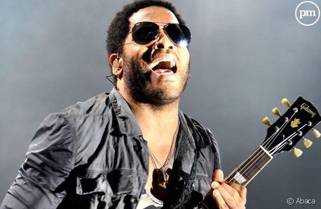 Lenny Kravitz sur scène