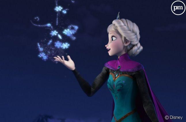 """Elsa dans """"La Reine des neiges"""""""