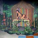 La statue de cire de Nicki Minaj au musée Madame Tussauds de Las Vegas