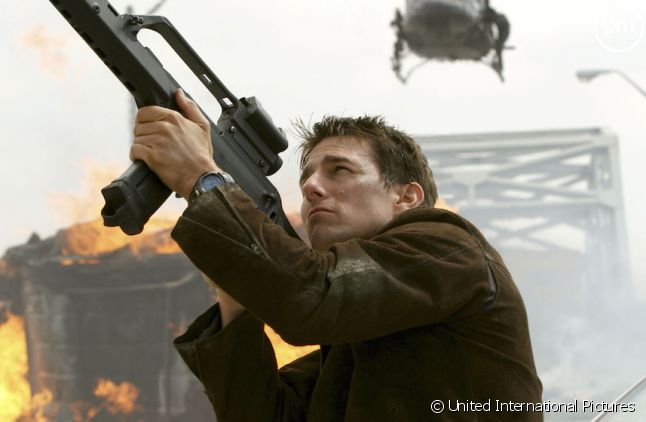 """Tom Cruise dans """"Mission: Impossible III"""""""